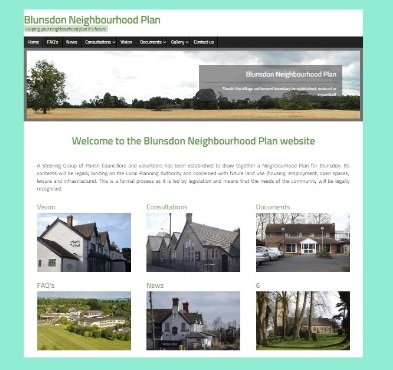 Blunsdon Neighbourhood Plan