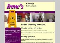 Irenes Cleaners